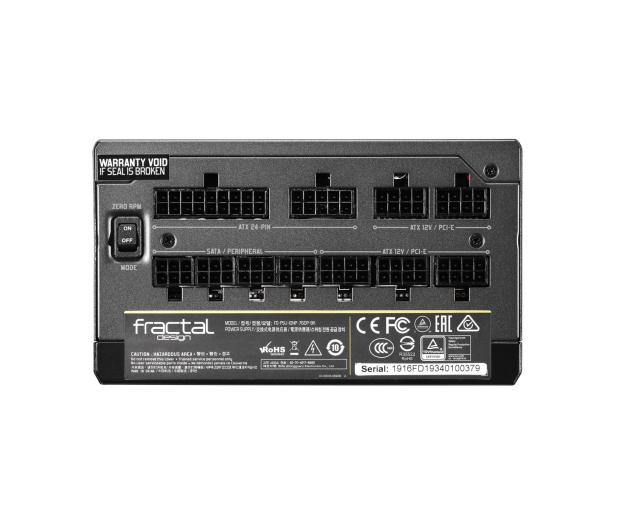 Fractal Design Ion 760W 80 Plus Platinum - 524635 - zdjęcie 5