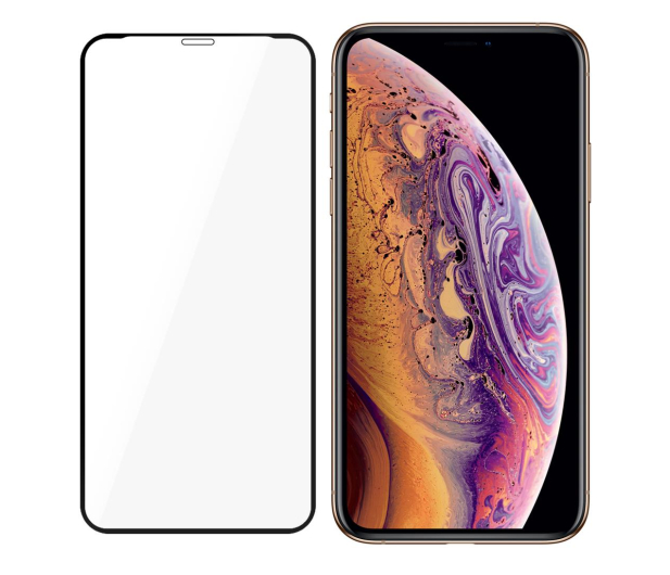 3mk NeoGlass do iPhone X/XS - 525708 - zdjęcie