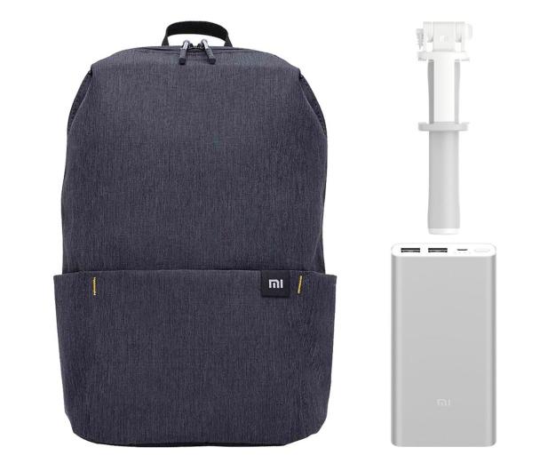 Xiaomi Gift Pack (Daypack+Power Bank+Selfie Stick) - 510024 - zdjęcie