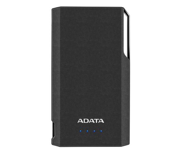 ADATA Power Bank S10000 10000mAh 2.1A (czarny) - 518812 - zdjęcie