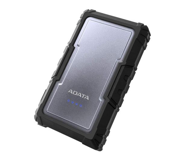 ADATA Power Bank AD16750 16750mAh 2.4A (LED, srebrny) - 518801 - zdjęcie 2