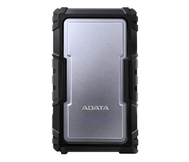 ADATA Power Bank AD16750 16750mAh 2.4A (LED, srebrny) - 518801 - zdjęcie
