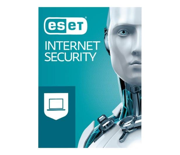 Eset Internet Security 1st. (12m.) ESD - 518836 - zdjęcie