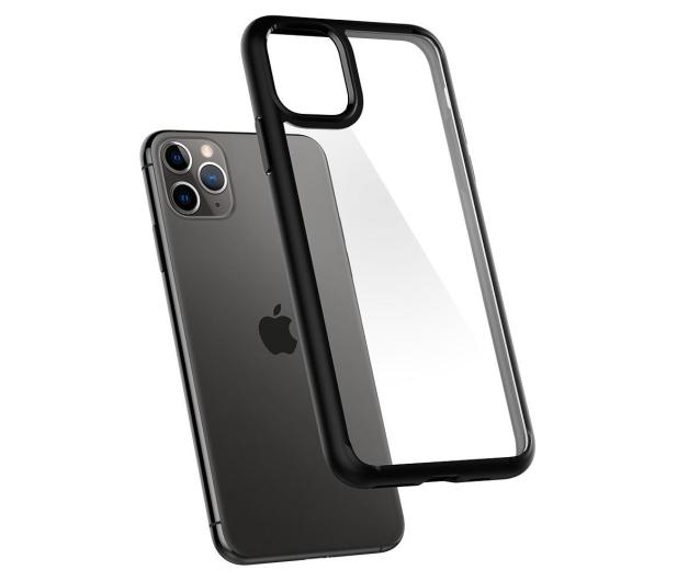 Spigen Ultra Hybrid do iPhone 11 Pro Black  - 519917 - zdjęcie 3