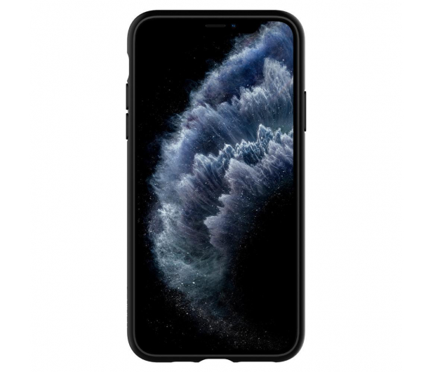 Spigen Ultra Hybrid do iPhone 11 Pro Max Black  - 519938 - zdjęcie 4