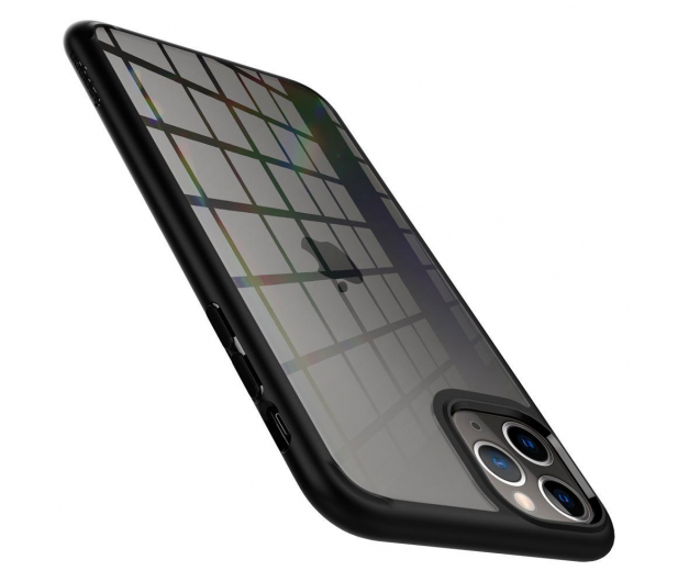 Spigen Ultra Hybrid do iPhone 11 Pro Max Black  - 519938 - zdjęcie 6