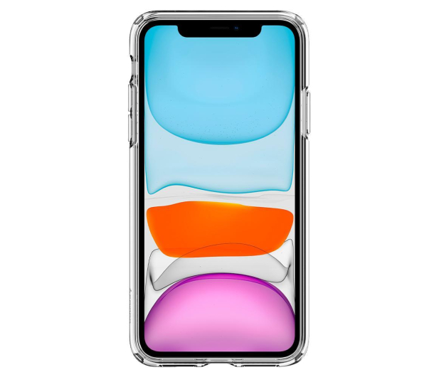 Spigen Liquid Crystal do iPhone 11 Clear  - 519928 - zdjęcie 4