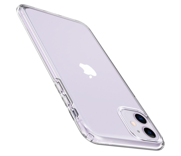 Spigen Liquid Crystal do iPhone 11 Clear  - 519928 - zdjęcie 6