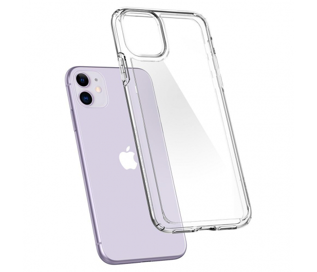 Spigen Ultra Hybrid do iPhone 11 Crystal Clear - 519926 - zdjęcie 3