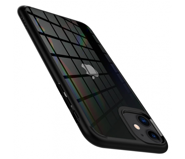 Spigen Ultra Hybrid do iPhone 11 Black  - 519927 - zdjęcie 6