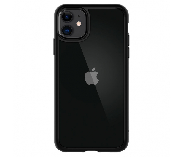 Spigen Ultra Hybrid do iPhone 11 Black  - 519927 - zdjęcie 2