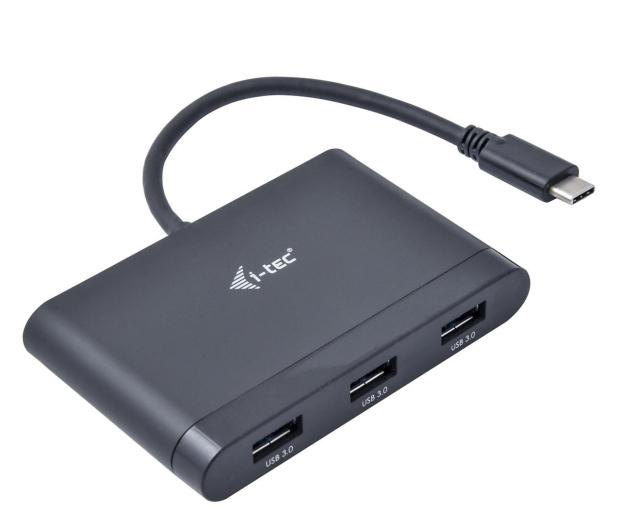i-tec Adapter USB-C - 3x USB - 518377 - zdjęcie