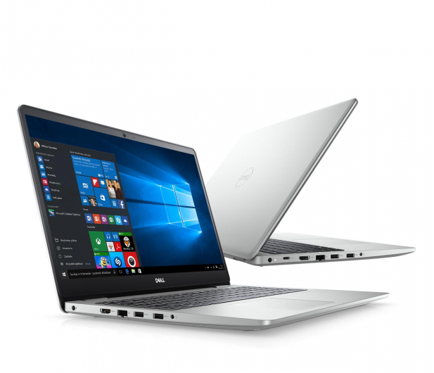 Dell Inspiron 5593 i5-1035G1/16GB/256+1TB/Win10 IPS - 519594 - zdjęcie