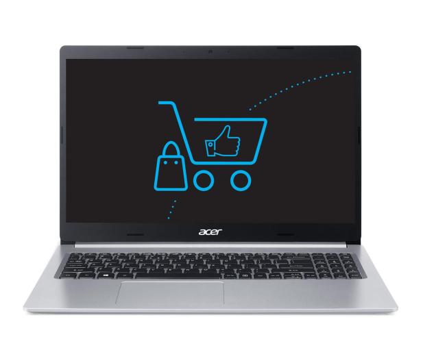 Acer Aspire 5 i5-10210U/16GB/512 MX250 Srebrny - 519569 - zdjęcie 3
