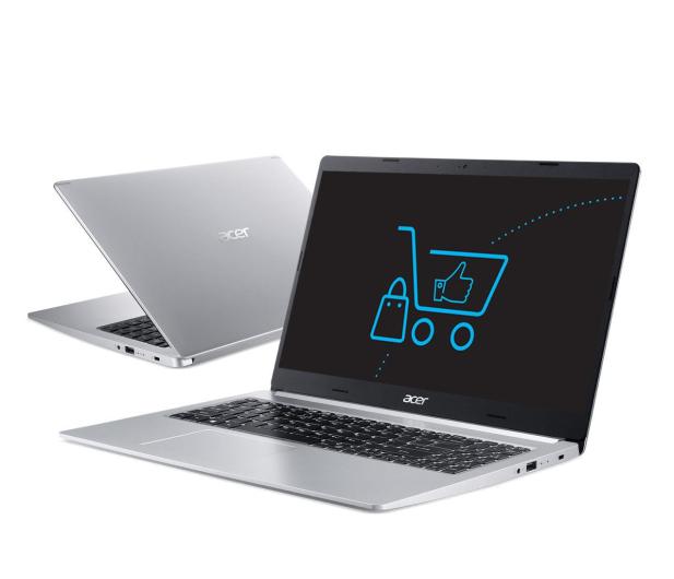 Acer Aspire 5 i5-10210U/16GB/512 MX250 Srebrny - 519569 - zdjęcie