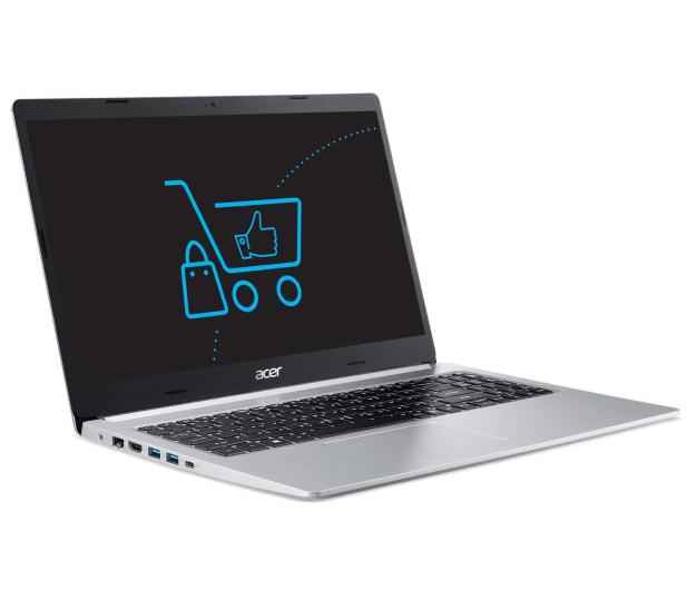 Acer Aspire 5 i5-10210U/16GB/512 MX250 Srebrny - 519569 - zdjęcie 2