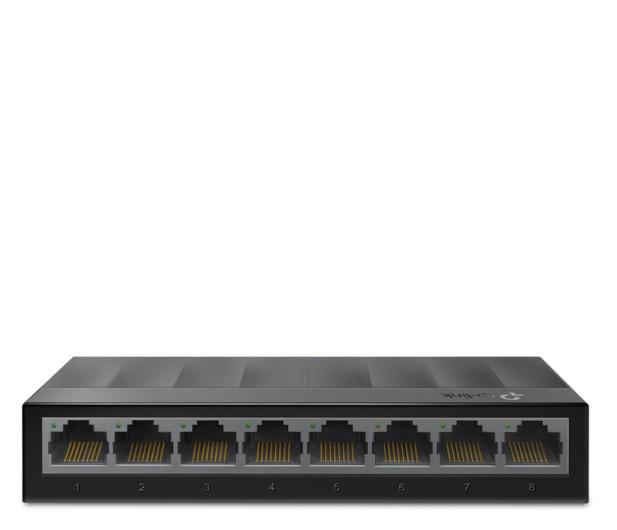 TP-Link 8p LS1008G (8x10/100/1000Mbit) - 519228 - zdjęcie