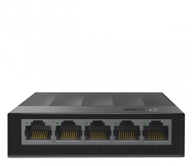 TP-Link 5p LS1005G (5x10/100/1000Mbit) - 519238 - zdjęcie