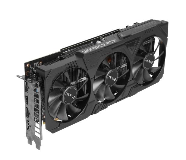 KFA2 GeForce RTX 2070 SUPER EX Gamer Black Ed 8GB GDDR6 - 520367 - zdjęcie 2