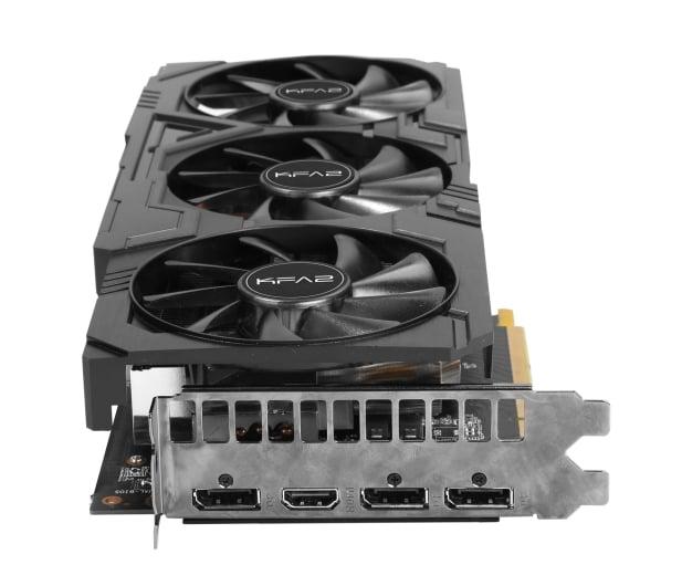 KFA2 GeForce RTX 2070 SUPER EX Gamer Black Ed 8GB GDDR6 - 520367 - zdjęcie 3