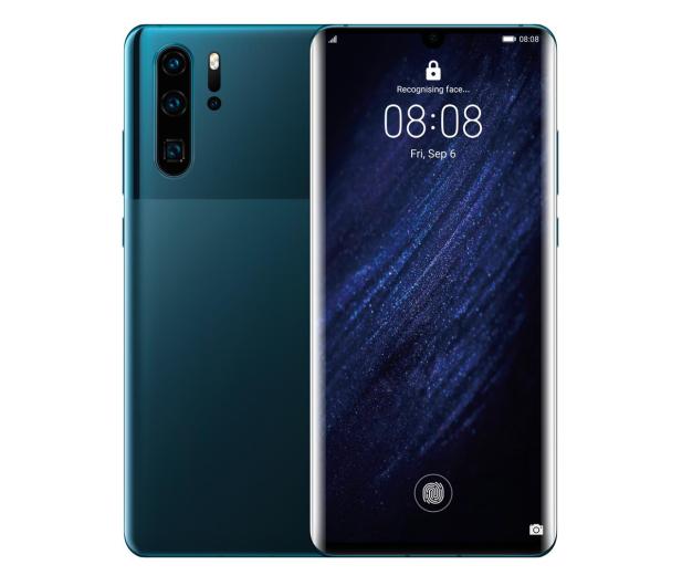 Huawei P30 Pro 128GB Morski Błękit - 520947 - zdjęcie