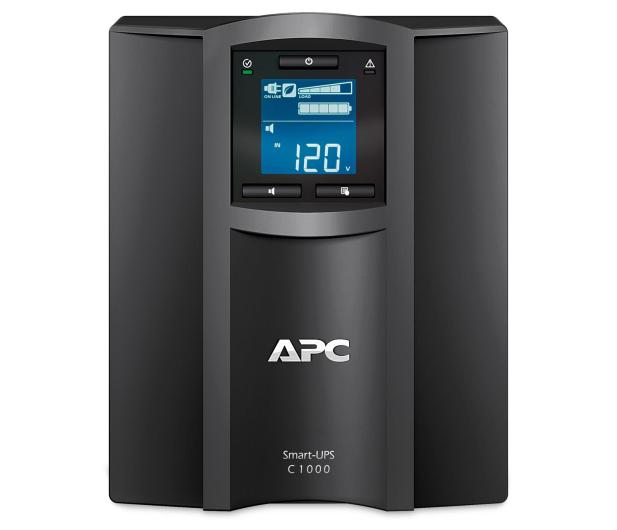 APC Smart-UPS (1000VA/700W 8xIEC, AVR) - 483798 - zdjęcie 2