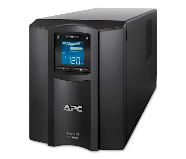 APC Smart-UPS (1000VA/700W 8xIEC, AVR) - 483798 - zdjęcie