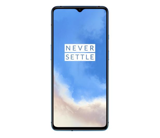 OnePlus 7T 8/128GB Dual SIM Glacier Blue - 519817 - zdjęcie 3