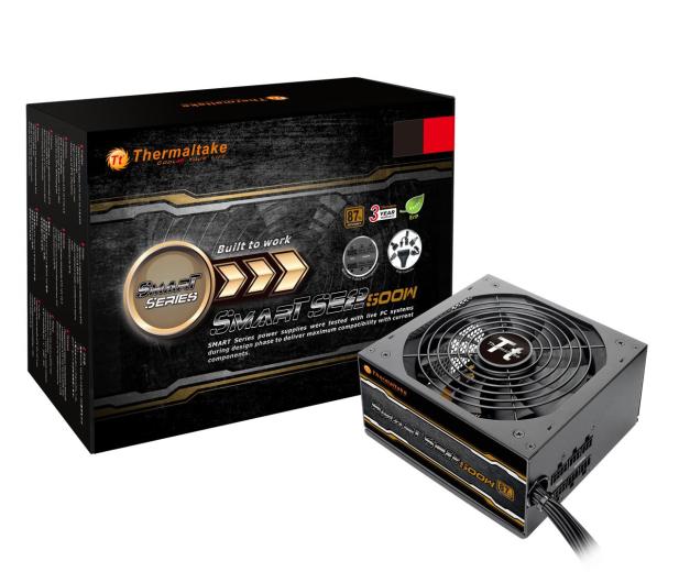 Thermaltake Smart SE2 500W  - 519969 - zdjęcie