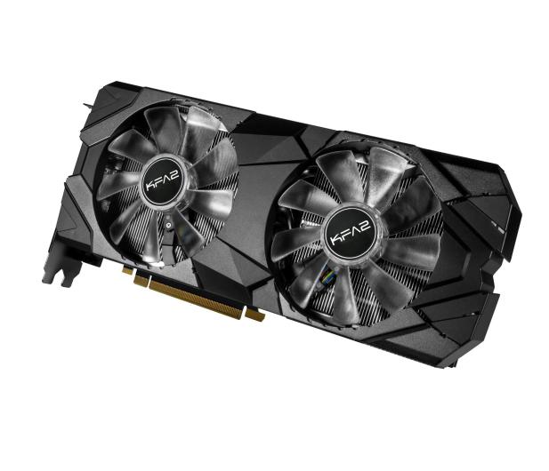 KFA2 GeForce RTX 2070 SUPER EX 1-Click OC 8GB GDDR6 - 520368 - zdjęcie 3