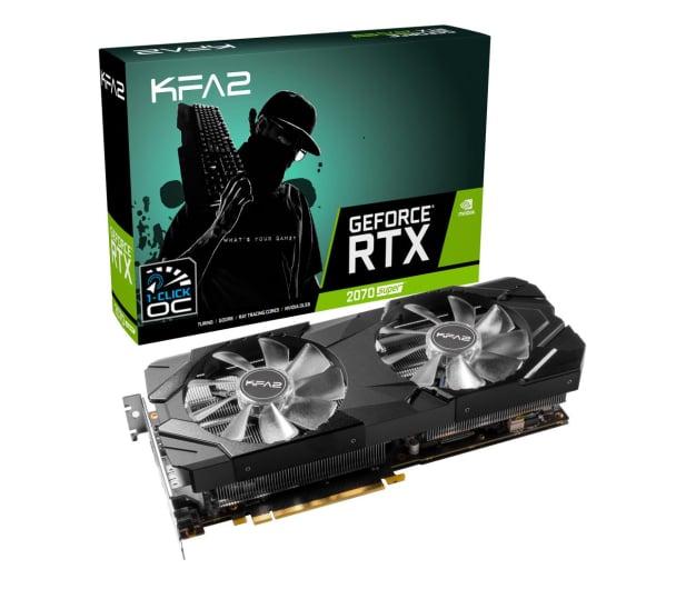 KFA2 GeForce RTX 2070 SUPER EX 1-Click OC 8GB GDDR6 - 520368 - zdjęcie