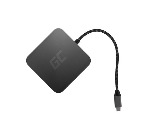 Green Cell USB-C - USB-C, 3xUSB, HDMI, RJ-45 - 520296 - zdjęcie 2