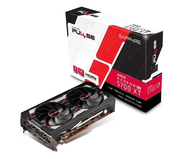 Sapphire Radeon RX 5700 XT PULSE 8GB GDDR6 - 521421 - zdjęcie