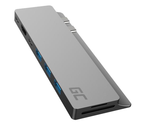 Green Cell USB-C - Thunderbolt3, USB-C, HDMI, PD (Connect60) - 520300 - zdjęcie