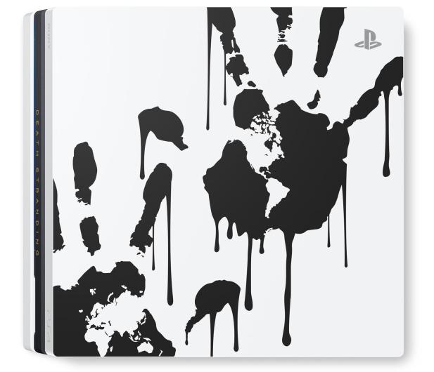 Sony PlayStation 4 PRO 1TB + Death Stranding - 527018 - zdjęcie 3