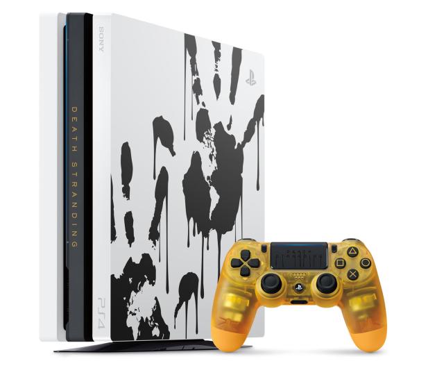Sony PlayStation 4 PRO 1TB + Death Stranding - 527018 - zdjęcie 2