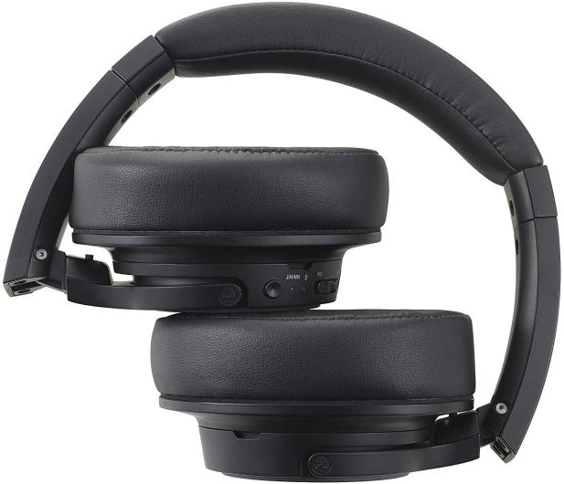 Audio-Technica ATH-SR50BT Czarne ANC - 526942 - zdjęcie 2