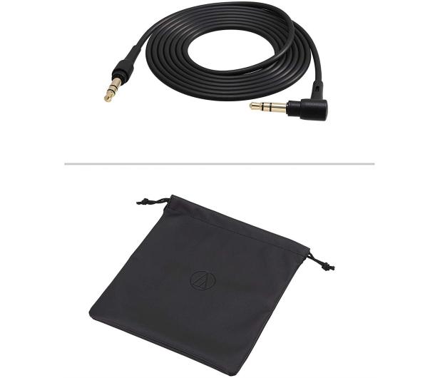 Audio-Technica ATH-SR50BT Czarne ANC - 526942 - zdjęcie 4