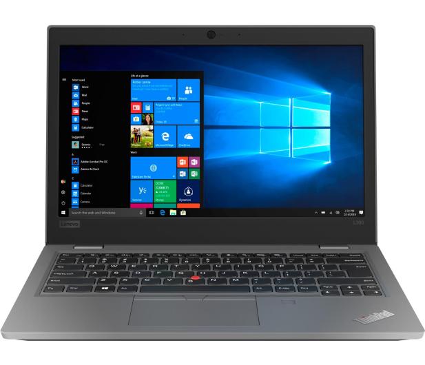 Lenovo ThinkPad L390 i5-8265U/16GB/256/Win10P - 526078 - zdjęcie 2