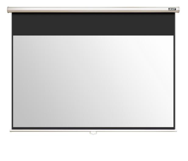 Acer Ekran ręczny 90' 16:9 - M90-W01MG - 525983 - zdjęcie