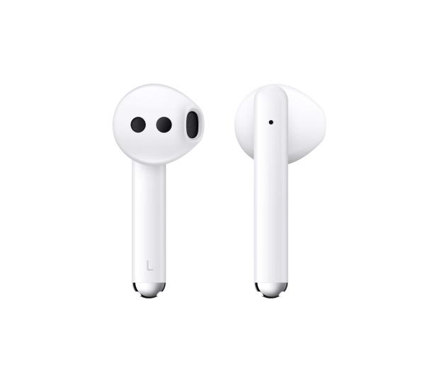 Huawei FreeBuds 3 biały - 527056 - zdjęcie 3