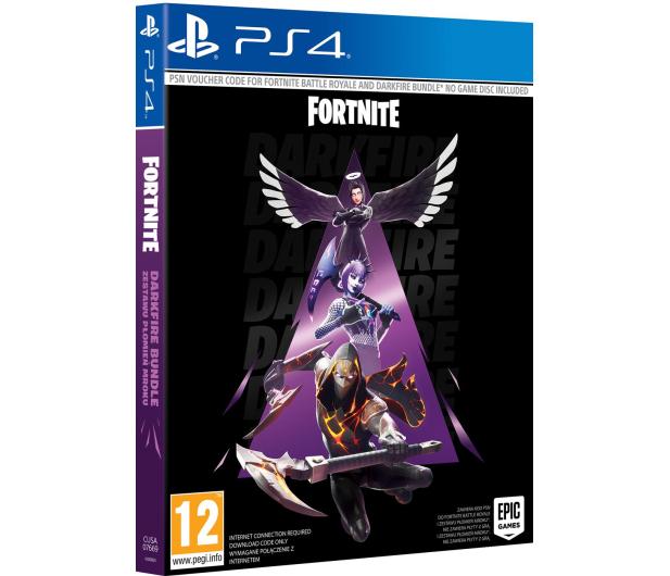 PlayStation Fortnite Zestaw Płomień Mroku - 516346 - zdjęcie 2