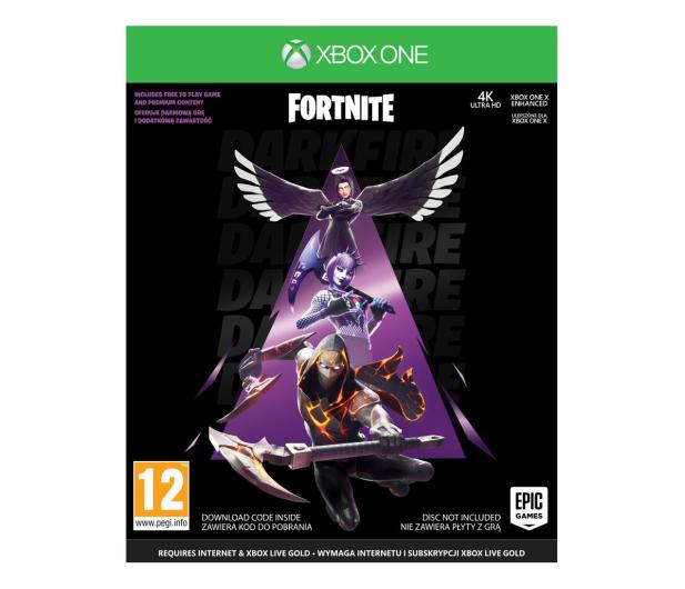 Xbox Fortnite Zestaw Płomień Mroku - 516347 - zdjęcie