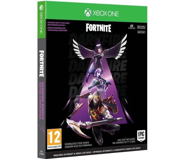 Xbox Fortnite Zestaw Płomień Mroku - 516347 - zdjęcie 2