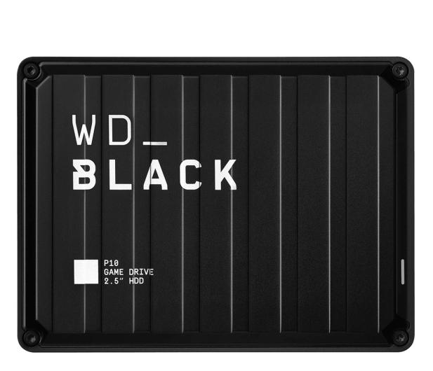 WD Black P10 Game Drive 4TB USB 3.0 - 526726 - zdjęcie