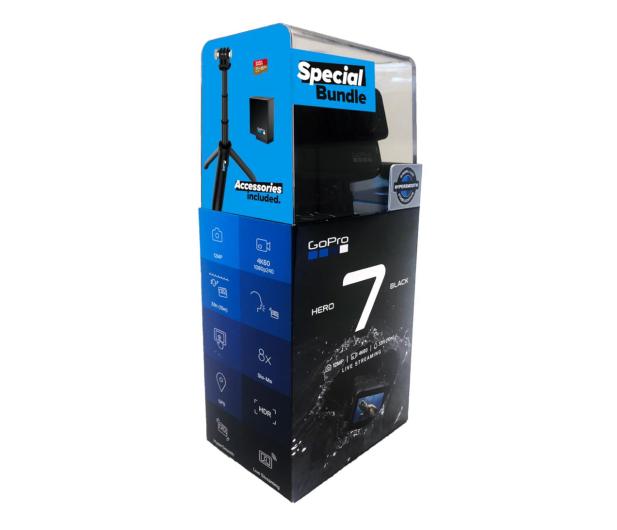 GoPro Hero7 Black Special kit  - 526636 - zdjęcie