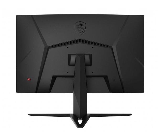 MSI Optix G27C4 curved czarny - 526930 - zdjęcie 4