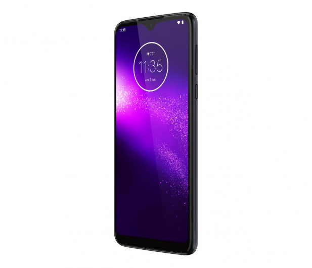 Motorola One Macro 4/64GB Dual SIM IPX2 Space Blue + etui - 527985 - zdjęcie 2