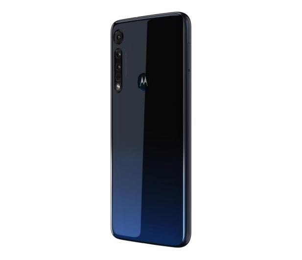 Motorola One Macro 4/64GB Dual SIM IPX2 Space Blue + etui - 527985 - zdjęcie 5