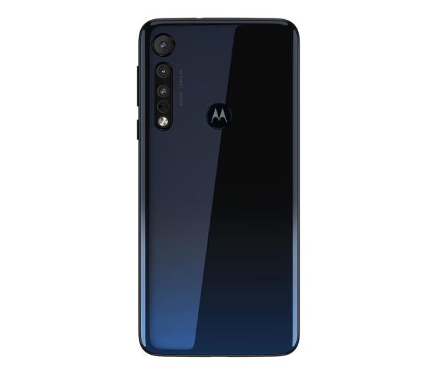 Motorola One Macro 4/64GB Dual SIM IPX2 Space Blue + etui - 527985 - zdjęcie 6